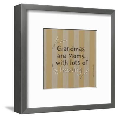 Grandmas-Karen Tribett-Framed Art Print