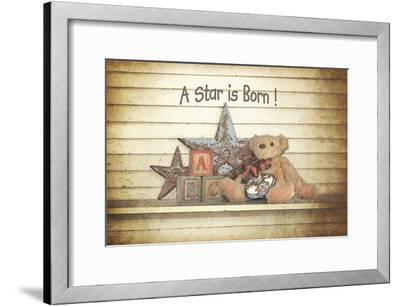 A Star Is Born-Jo Moulton-Framed Art Print