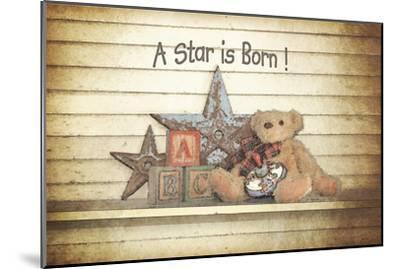 A Star Is Born-Jo Moulton-Mounted Art Print