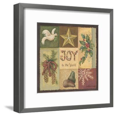 Joy to the World-Anita Phillips-Framed Art Print