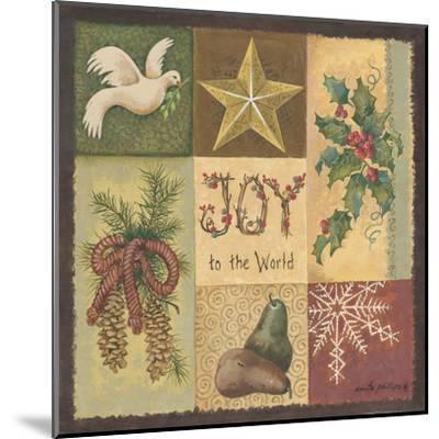 Joy to the World-Anita Phillips-Mounted Art Print