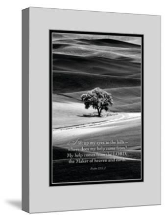 Heaven and Earth-Dennis Frates-Stretched Canvas Print