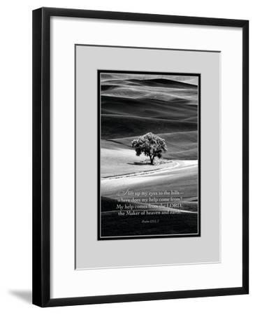 Heaven and Earth-Dennis Frates-Framed Art Print