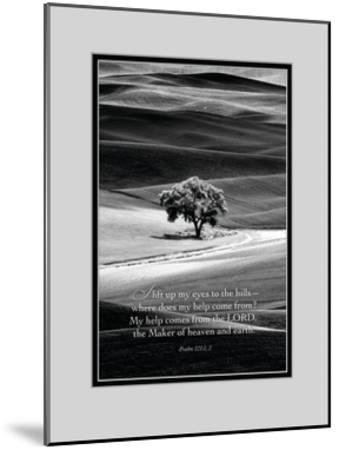 Heaven and Earth-Dennis Frates-Mounted Art Print