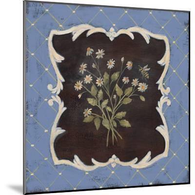 Sweet Chamomile-Jo Moulton-Mounted Art Print
