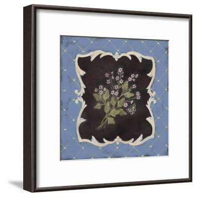 Silent Thyme-Jo Moulton-Framed Art Print