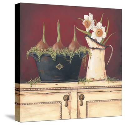 Early Spring-Jo Moulton-Stretched Canvas Print