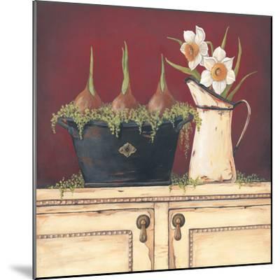 Early Spring-Jo Moulton-Mounted Premium Giclee Print