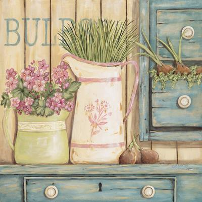 Bulbs-Jo Moulton-Art Print
