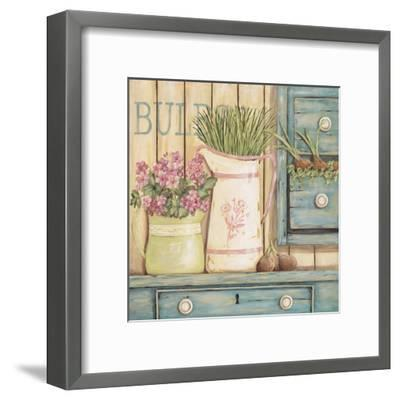 Bulbs-Jo Moulton-Framed Art Print