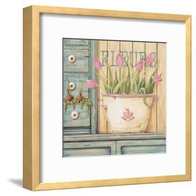 Fleurs-Jo Moulton-Framed Art Print