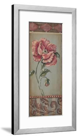 Aqua Romance-Jo Moulton-Framed Art Print