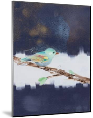 Three Chicks I-Ninalee Irani-Mounted Art Print