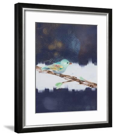 Three Chicks I-Ninalee Irani-Framed Art Print