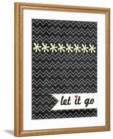 Let it Go-Jo Moulton-Framed Art Print
