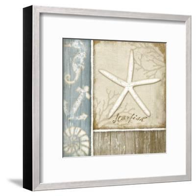 Starfish-Jennifer Pugh-Framed Art Print
