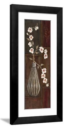 Delicate Orchids II-Jo Moulton-Framed Art Print