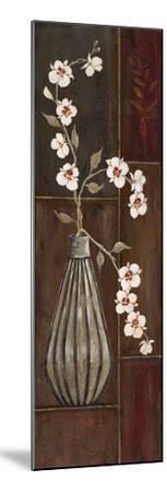Delicate Orchids II-Jo Moulton-Mounted Art Print