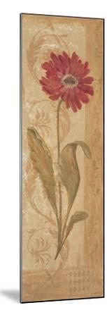 Evening Dahlia-Jo Moulton-Mounted Art Print
