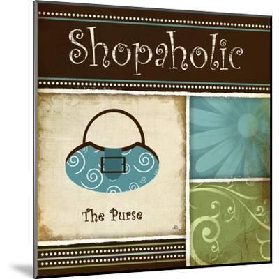 Shopaholic-Jennifer Pugh-Mounted Art Print