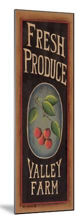 Cherries-Kim Lewis-Mounted Art Print
