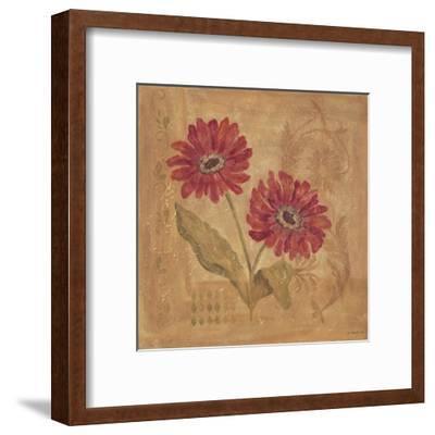 Day Dahlias-Jo Moulton-Framed Art Print