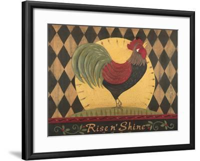 Rise N' Shine-Jo Moulton-Framed Art Print
