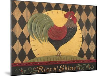 Rise N' Shine-Jo Moulton-Mounted Art Print
