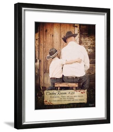 Reason No. 28-Shawnda Craig-Framed Art Print