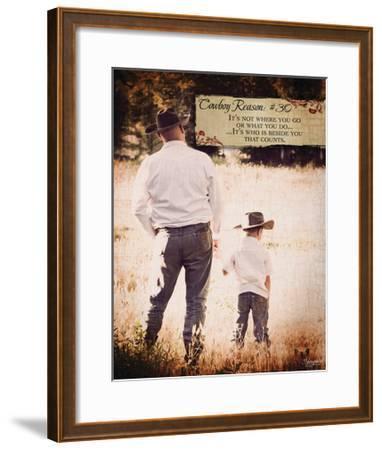 Reason No. 30-Shawnda Craig-Framed Art Print