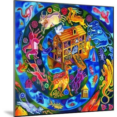 Noah's Ark, 2010-Jane Tattersfield-Mounted Giclee Print