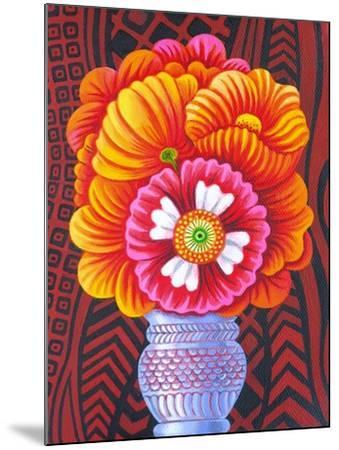 Marigolds, 2014-Jane Tattersfield-Mounted Giclee Print