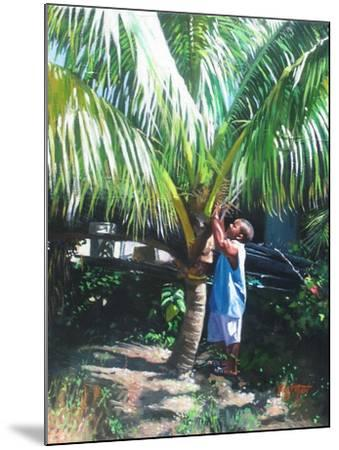 Coconut Shade, 2014-Colin Bootman-Mounted Giclee Print