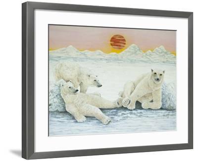A Long Days Night-Pat Scott-Framed Giclee Print
