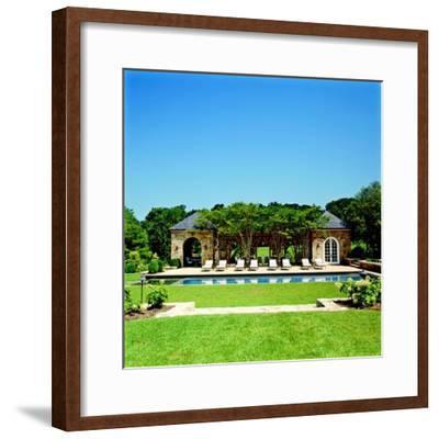 Architectural Digest-H. Durston Saylor-Framed Premium Photographic Print
