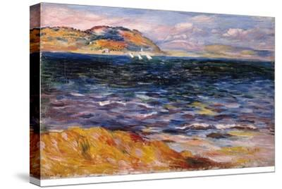 Bordighera, C. 1888-Pierre-Auguste Renoir-Stretched Canvas Print