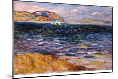 Bordighera, C. 1888-Pierre-Auguste Renoir-Mounted Giclee Print