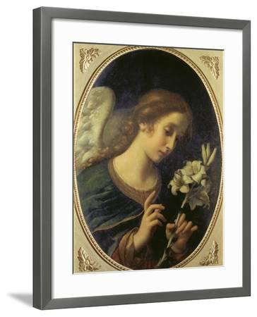 Angel of the Annunciation-Carlo Dolci-Framed Giclee Print