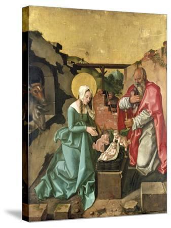 Nativity, 1510-Hans Baldung-Stretched Canvas Print
