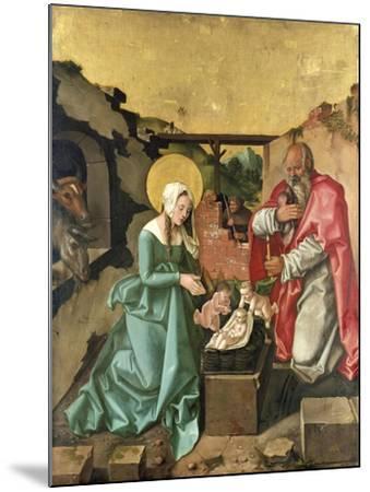 Nativity, 1510-Hans Baldung-Mounted Giclee Print