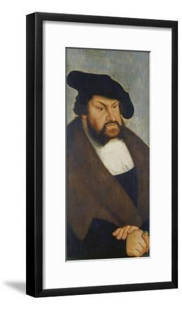 Kurfuerst Johann Der Bestaendige-Lucas Cranach the Elder-Framed Giclee Print