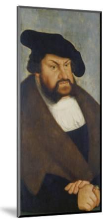 Kurfuerst Johann Der Bestaendige-Lucas Cranach the Elder-Mounted Giclee Print