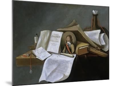 Vanitas Still-Life-Pietro da Cortona-Mounted Giclee Print