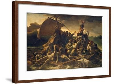 The Raft of the Medusa, 1818-19-Th?odore G?ricault-Framed Giclee Print