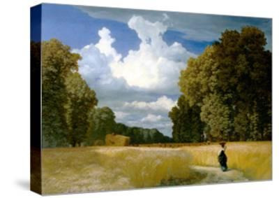Harvest Time-Robert Z?nd-Stretched Canvas Print