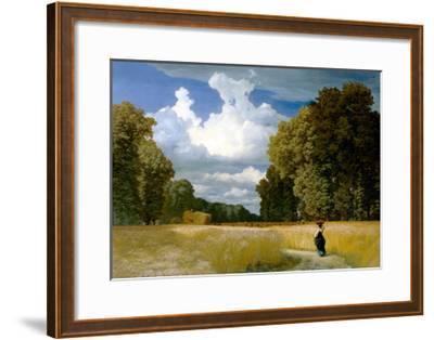 Harvest Time-Robert Z?nd-Framed Giclee Print