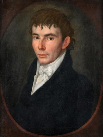 Heinrich Von Kleist (1777-1811), Ca. 1810--Framed Giclee Print