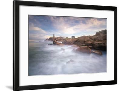 Ploumanac'h En Bretagne-Philippe Manguin-Framed Photographic Print