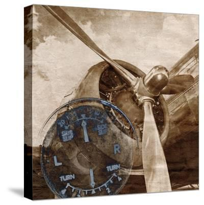 History of Aviation 2-Beau Jakobs-Stretched Canvas Print