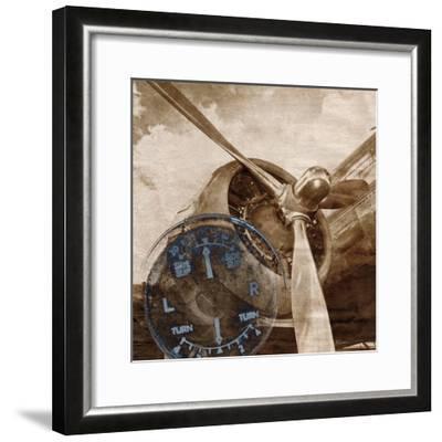 History of Aviation 2-Beau Jakobs-Framed Premium Giclee Print